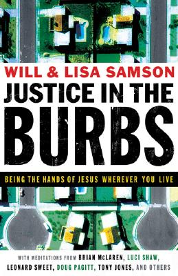 Justice in the Burbs Cover
