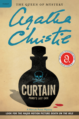 Curtain: Poirot's Last Case: A Hercule Poirot Mystery Cover Image