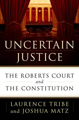 Uncertain Justice Cover