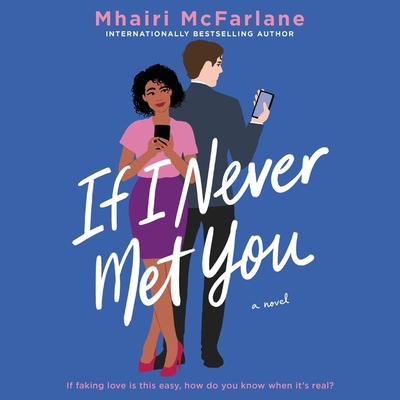 If I Never Met You Lib/E Cover Image