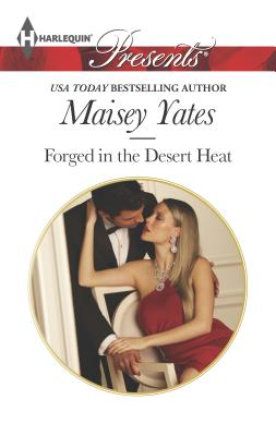 Forged in the Desert Heat Cover