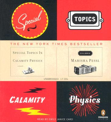 Special Topics in Calamity Physics Cover Image