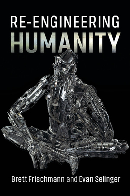Re-Engineering Humanity Cover Image