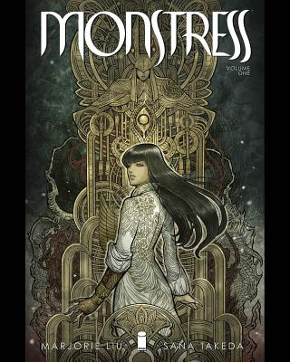 Monstress, Volume 1: Awakening Cover Image
