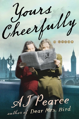 Yours Cheerfully: A Novel (The Emmeline Lake Chronicles #2) Cover Image