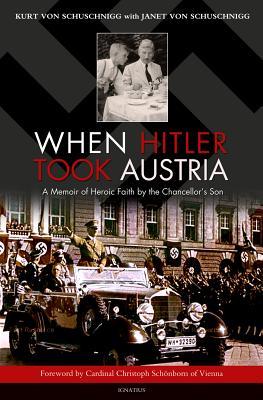 When Hitler Took Austria Cover