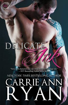 Delicate Ink Cover