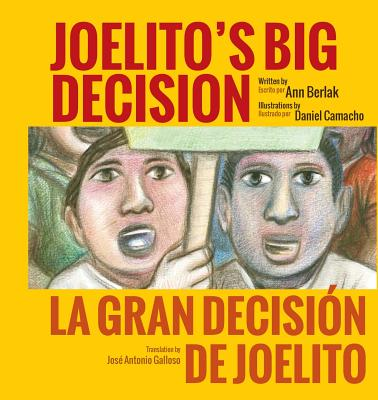 Cover for Joelito's Big Decision/La Gran Decision de Joelito