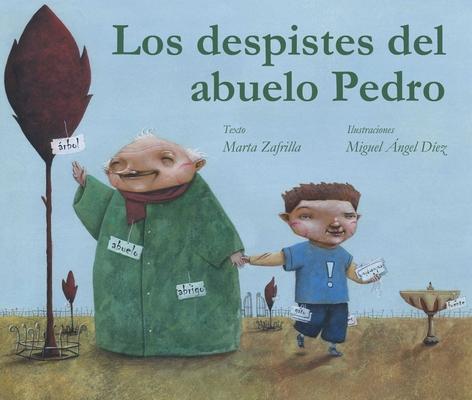 Los Despistes del Abuelo Pedro Cover Image