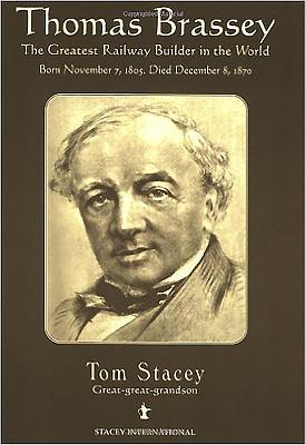 Thomas Brassey Cover