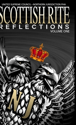 Scottish Rite Reflections - Volume 1 (Hardcover) Cover Image