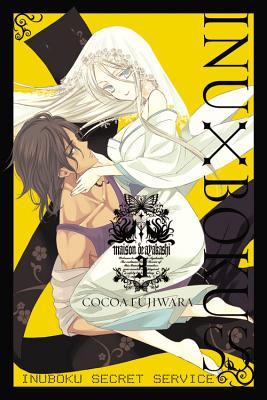 Inu X Boku SS, Volume 3 Cover