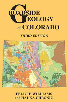 Roadside Geology of Colorado Cover Image
