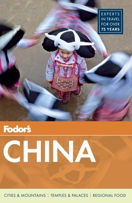 Fodor's China Cover Image