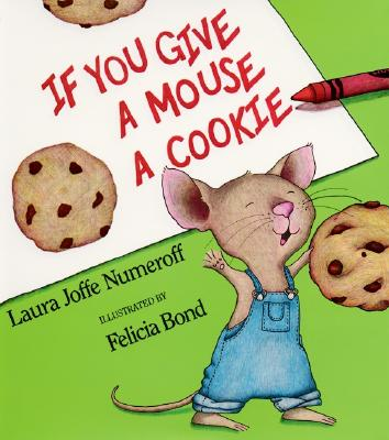 If You Give a Mouse a Cookie Big Book Cover
