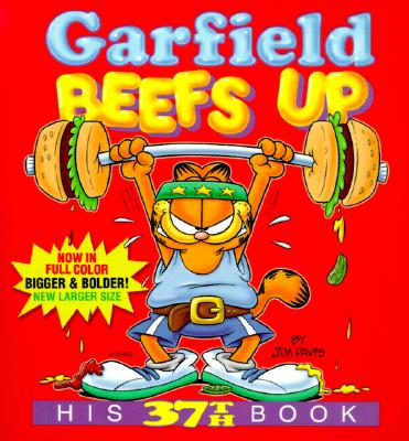 Garfield Beefs Up Cover Image