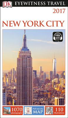 DK Eyewitness Travel Guide: New York City Cover Image