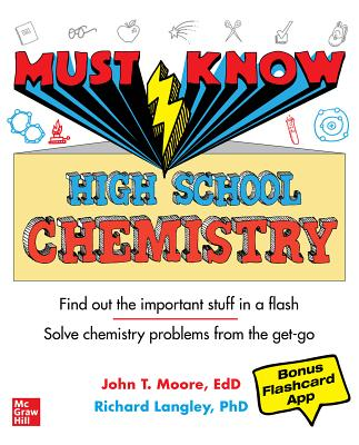 Must Know High School Chemistry Cover Image