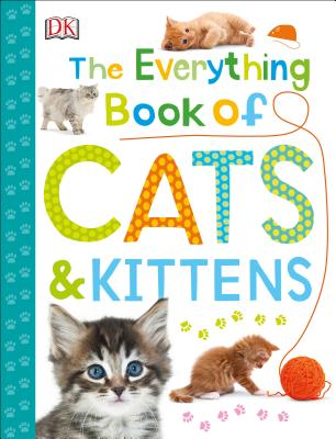 The Everything Book of Cats and Kittens Cover Image