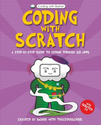 Coding with Basher: Coding with Scratch Cover Image