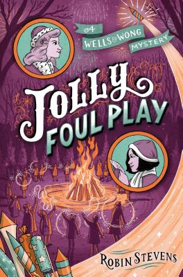 Jolly Foul Play (A Wells & Wong Mystery) Cover Image