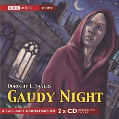 Gaudy Night Cover Image