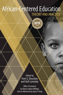 African-Centered Education: Theory and Practice Cover Image