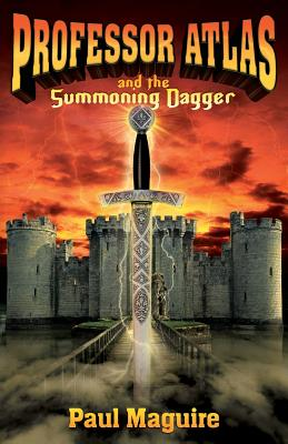 Professor Atlas and the Summoning Dagger Cover