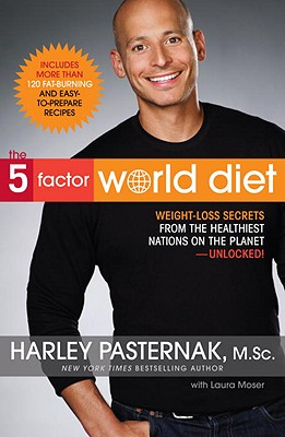The 5-Factor World Diet Cover