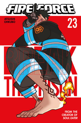 Fire Force 23 Cover Image