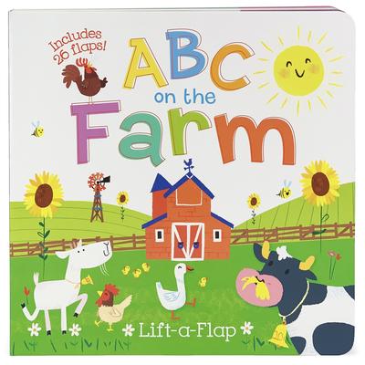 ABC on the Farm Cover Image