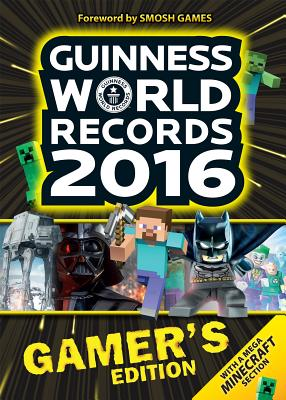 Guinness World Records, Gamer's Edition Cover Image