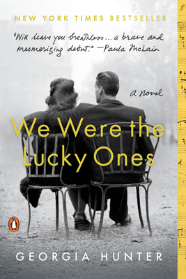 We Were the Lucky Ones: A Novel Cover Image