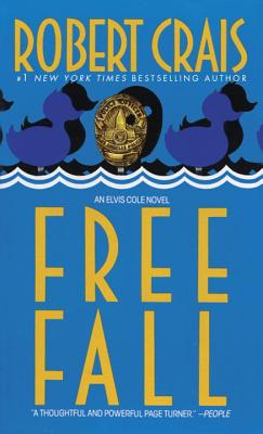Free Fall (An Elvis Cole and Joe Pike Novel #4) Cover Image