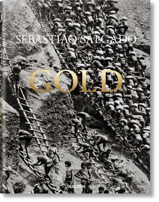 Sebastião Salgado. Gold Cover Image