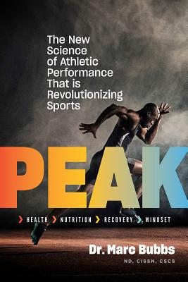 Peak: The New Science of Athletic Performance That Is Revolutionizing Sports Cover Image