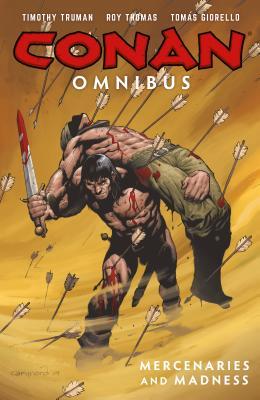 Conan Omnibus Volume 4 Cover Image