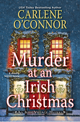 Murder at an Irish Christmas (Irish Village Mystery #6) Cover Image
