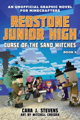 Cover for Curse of the Sand Witches