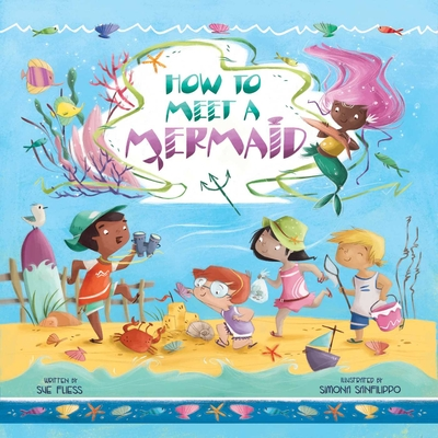 How to Meet a Mermaid (Magical Creatures and Crafts #5) Cover Image