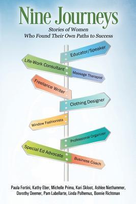 Nine Journeys Cover