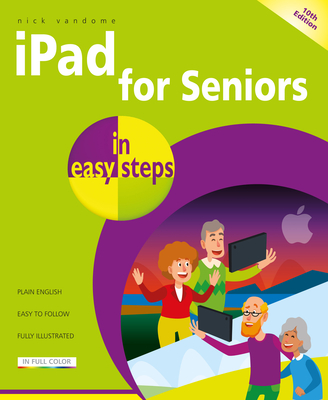 iPad for Seniors in Easy Steps Cover Image