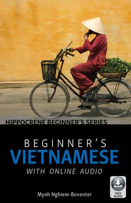 Beginner's Vietnamese with Online Audio Cover Image