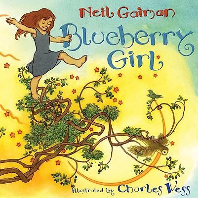 Blueberry Girl Cover