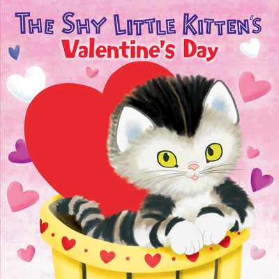 The Shy Little Kitten's Valentine's Day Cover Image
