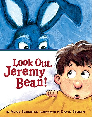 Look Out, Jeremy Bean! Cover