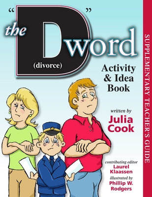 The D Word (Divorce) Activity and Idea Book Cover Image