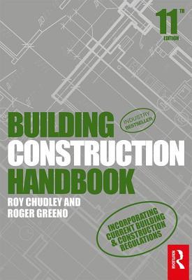 Building Construction Handbook Cover Image