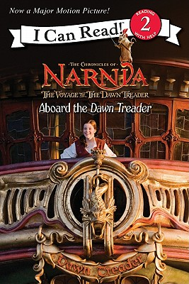 The Voyage of the Dawn Treader: Aboard the Dawn Treader Cover Image
