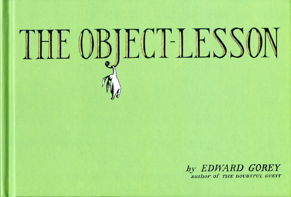 The Object-Lesson Cover Image